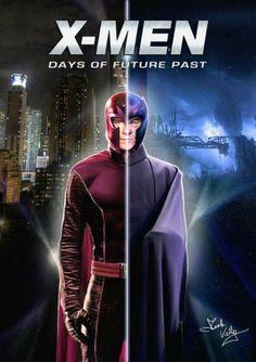 X-Men: Days of Future Past (Magneto)