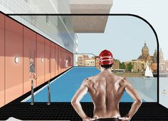 Het micro-appartement in de stad - XS Deluxe Swimwear, Bathing Suits, Swimsuits, Costumes, Swimsuit