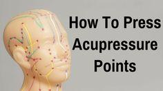 Massage Monday #313 – How To Press Acupressure