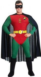 The Best Batman and Robin Costumes for Halloween. Batman and Robin costumes are the perfect choice for a Halloween costume this season. Costume Robin, Costume Batman, Superhero Fancy Dress Costume, Robin Halloween Costume, Batman And Robin Costumes, Superhero Halloween Costumes, Batman Halloween, Halloween Fancy Dress, Adult Costumes