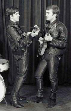 The Quarrymen Days ~ Paul McCartney and John Lennon