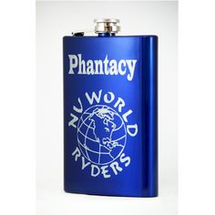 @ShopAndThinkBig.com - This 8oz stainless steel polished powder coated flask is a great buy! The sturdy design, screw down cap, smooth and shiny surface and thick powder coating combine to make this a high quality buy at a super low price. This unique drinking flask sports a durable electric blue coating that not only looks great but adds durability and style! When you need to shop for hip flasks shop at ou……