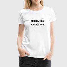 retraite / retraité / retraitée / pension Tee shirts