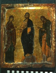 Byzantine Art, Byzantine Icons, Religious Icons, Religious Art, Roman Church, Religious Paintings, Bride Of Christ, Russian Icons, Best Icons