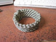 thinking of trying this with something other than paracord....