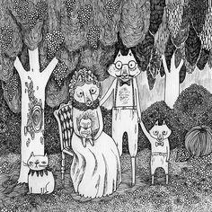 Ink Stories II : Ulrika Kestere