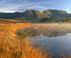 Dawn near Fouriesburg - South Africa | Flickr - Photo Sharing!