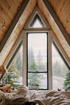 A-Frame Tiny Houses: How To Build + Free Tiny House A-Frame Plans - The Tiny Life