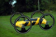 B Remote Control Hybrid Car-Helicopter 3