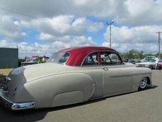 1950 Chevy Deluxe Coupe...