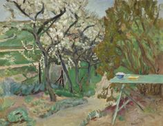 Pierre Bonnard (French, 1867-1947), The Green Table, 1910. Oil on canvas, 51 x 64.9 cm.