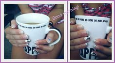 #nails & #coffee