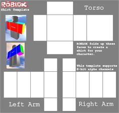 Roblox Create Shirts And Pants Roblox Templates 9 Ideas On Pinterest Roblox Roblox Shirt Shirt Template