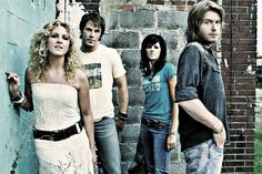 Little Big Town- one amazing band! Glad I met them!