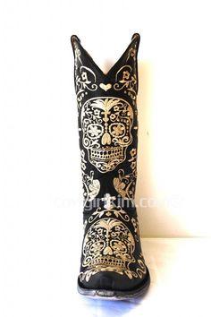 Old Gringo 2014 - Klak Black & Taupe Women's Boots!