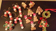 Mounts cork ornaments