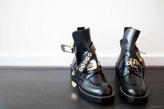 Balenciaga Buckle shoes