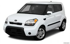 White Kia Soul= pure soul:) the more I look at this car, I don't like it!
