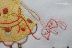 Cinderberry stitches girls and dolls 3