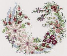 Image detail for -Brazilian embroidery and stumpwork. Комментарии ...