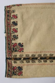 с. Стефаново, Ловешко Stefanovo village, Lovech region embroidery