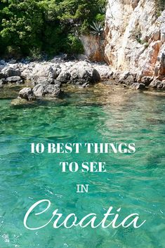 ten best things to see in Croatia, travel tips, budget travel, travel in europe, student travel, Croatia sightseeing, nature, Eastern Europe