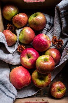 Scot Meacham Wood Home Caramel Apple Cheesecake, Caramel Apples, Fruit Photography, Still Life Photography, Fruit And Veg, Fruits And Vegetables, Apple Fruit, Photo Fruit, Afrique Art