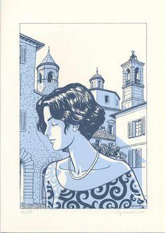 Pax Romana, Ligne Claire, Line Illustration, Typography Prints, Fabric Material, Fabric Design, Comic Art, Illustrators, Europe
