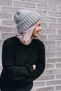 ISO CHUNKY BEANIE + 3 ERIKOKOISTA PÄÄTÄ - No Home Without You Beanie Hats For Women, Winter Accessories, Knitted Hats, Winter Hats, Knitting, Outfits, Trends, Fashion, Winter