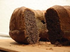 Maková bábovka s jogurtom - obrázok 4 Sweet Cakes, Food And Drink, Bread, Basket, Brot, Baking, Breads, Buns