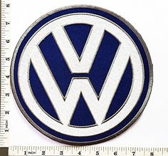 Big Jumbo Large Big Huge Jumbo VW VOLKSWAGEN Motorsport Racing Team patch Jacket Tshirt Sew Iron on Patch Badge Embroidery * Check this awesome product by going to the link at the image.