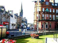 Nairn High Street