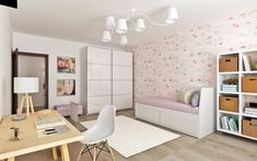 Pastel Bedroom, Design Projects, Budget, Kids Rugs, Interior Design, Medium, Home Decor, Nest Design, Decoration Home