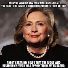 What a horror show. Terrified of the things she and her cronies will try to perpetrate in the name of U.S. citizens. #HillaryForPrison #JillNotHill