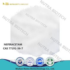 Nootropic Nefiracetam powder CAS 77191-36-7 99% in stock
