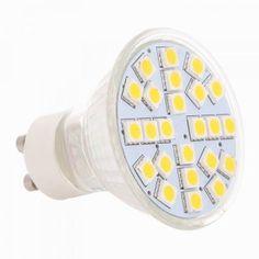 GU10 5W 24 SMD 5050 LED Light Lamp Bulb Spotlight Energy-saving 220V-240V Warm White