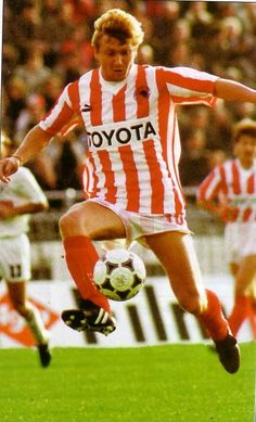 Lajos Detari 24 April 1963 (age Place of birth Budapest, Hungary Height m ft 10 Playing position Midfielde. Athlete, Greece, Soccer, Passion, Football, Japanese, Memories, History, Sports