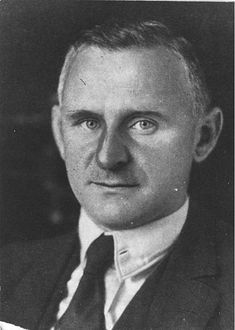 Carl Friedrich Goerdeler (31 July 1884 – 2 February 1945) was a monarchist conservative German politician, executive, economist, civil servant, and opponent of the Nazi regime. Had the 20 July plot of 1944 succeeded, Goerdeler would have served as the Chancellor of the new government.