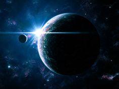 ... gambar luar angkasa, gambar astronomi fantasi keren ...