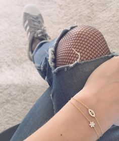 Styling by koschli showing Evil Eye Bracelet Gold and Summer Haze Shiny Bracelet Gold #jewellery #Jewelry #bangles #amulet #dogtag #medallion #choker #charms #Pendant #Earring #EarringBackPeace #EarJacket #EarSticks #Necklace #Earcuff #Bracelet #Minimal #minimalistic #ContemporaryJewellery #zirkonia #Gemstone #JewelleryStone #JewelleryDesign #CreativeJewellery #OxidizedJewellery #gold #silver #rosegold #hoops #armcuff #jewls #jewelleryInspiration #JewelleryInspo #accesories #DanishDesign…