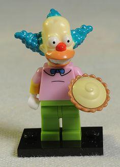 Lego Simpsons mini-figures wave 1
