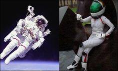 新型可收缩航天服 宇航员告别臃肿据国外媒体报道,最初的航天服非常笨重,宇航员好似套在一个气球里面。随着技术的进步,当前的航天服早已今非昔比。。。
