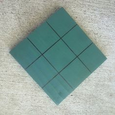 A personal favorite from my Etsy shop https://www.etsy.com/listing/466642445/green-chalkboard-tic-tac-toe