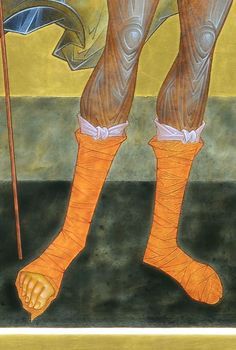 Byzantine Icons, Painting Process, Orthodox Icons, Style Icons, Textiles, Detail, The Originals, Illustration, Fabric