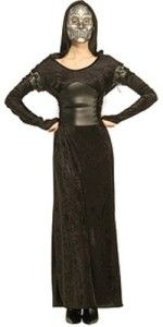 Rubies UHC Bellatrix Lestrange Harry Potter Death Eater Fancy Dress Halloween Costume OS ** Look into the image by going to the web link. (This is an affiliate link). Harry Potter Film, Harry Potter Death, Voldemort And Bellatrix, Severus Snape, Draco Malfoy, Fete Halloween, Halloween Fancy Dress, Halloween Outfits, Black