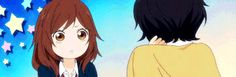 """ Kou and Futaba (Funny Moments) - Ao Haru Ride """