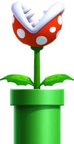 Piranha Plant, New Super Mario Bros. Super Mario World, Super Mario Bros, Super Mario Party, Mario Bros Png, Super Mario Birthday, Mario Birthday Party, Super Smash Bros, Mario Kart, Mario Wii