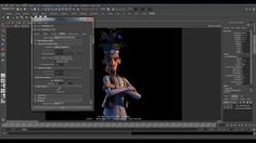 Maya - Basic Character Lighting Tutorial by rahulrohilla. In this tutorial, we will discuss about basic character lighting with the help of Image Based Lighting technique and how to optimize your Final Gathering process for reducing your render time.