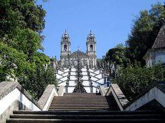 Braga, la ciudad de los arzobispos (Portugal)