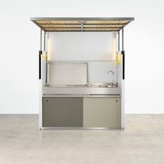 Tilt Outdoor Kitchen - Urban Commons - Tait